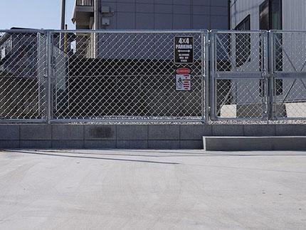 つくば市,外構,フェンス,